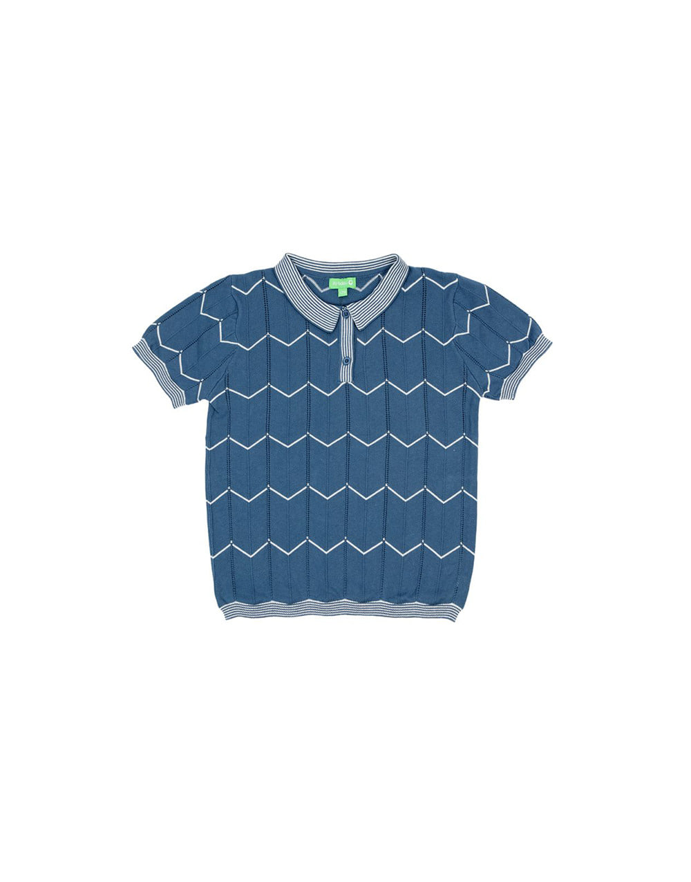 LILY BALOU Polo Gilles  Real Teal