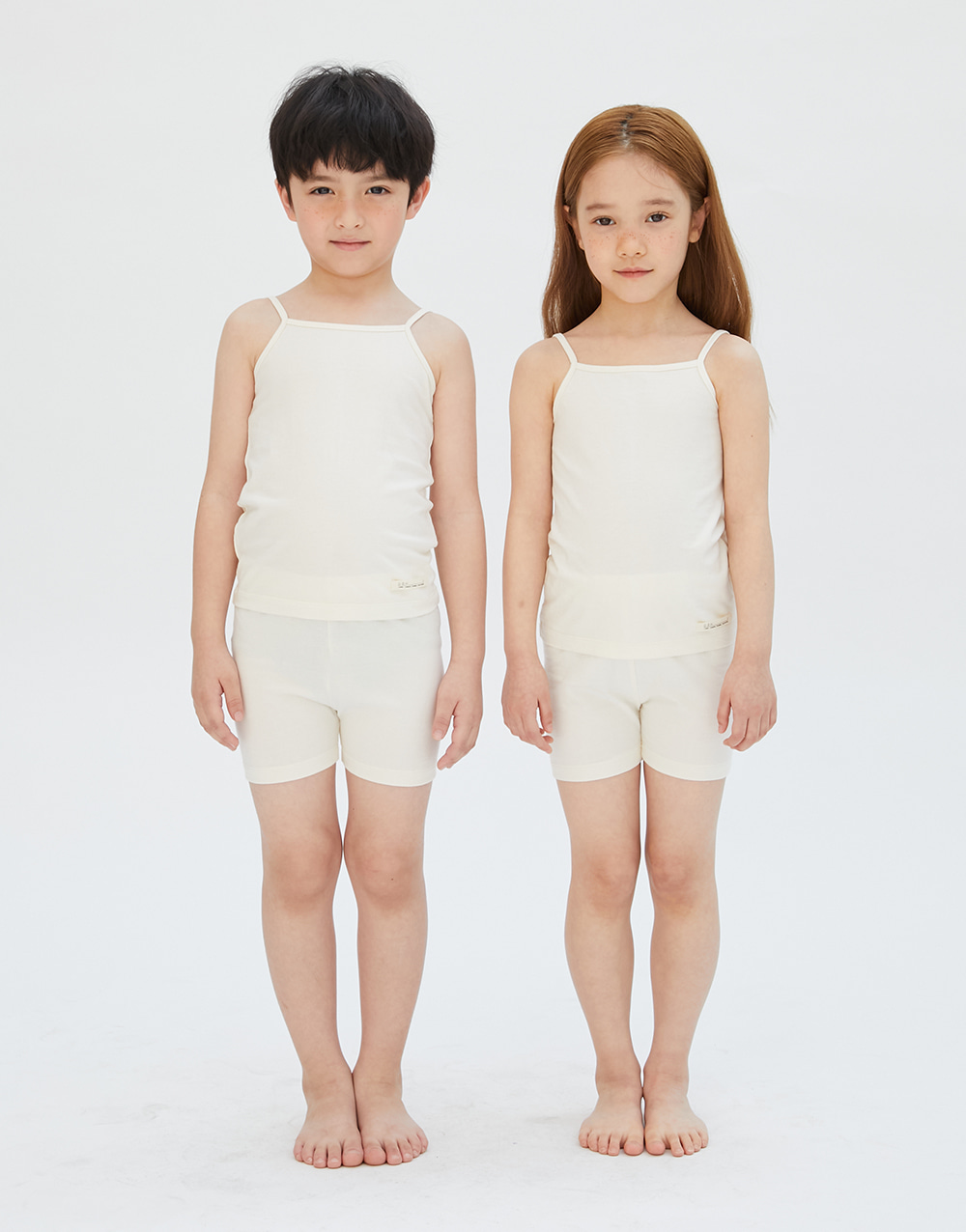 GBH APPAREL KIDS  ORGANIC UNDERPANTS NATURAL