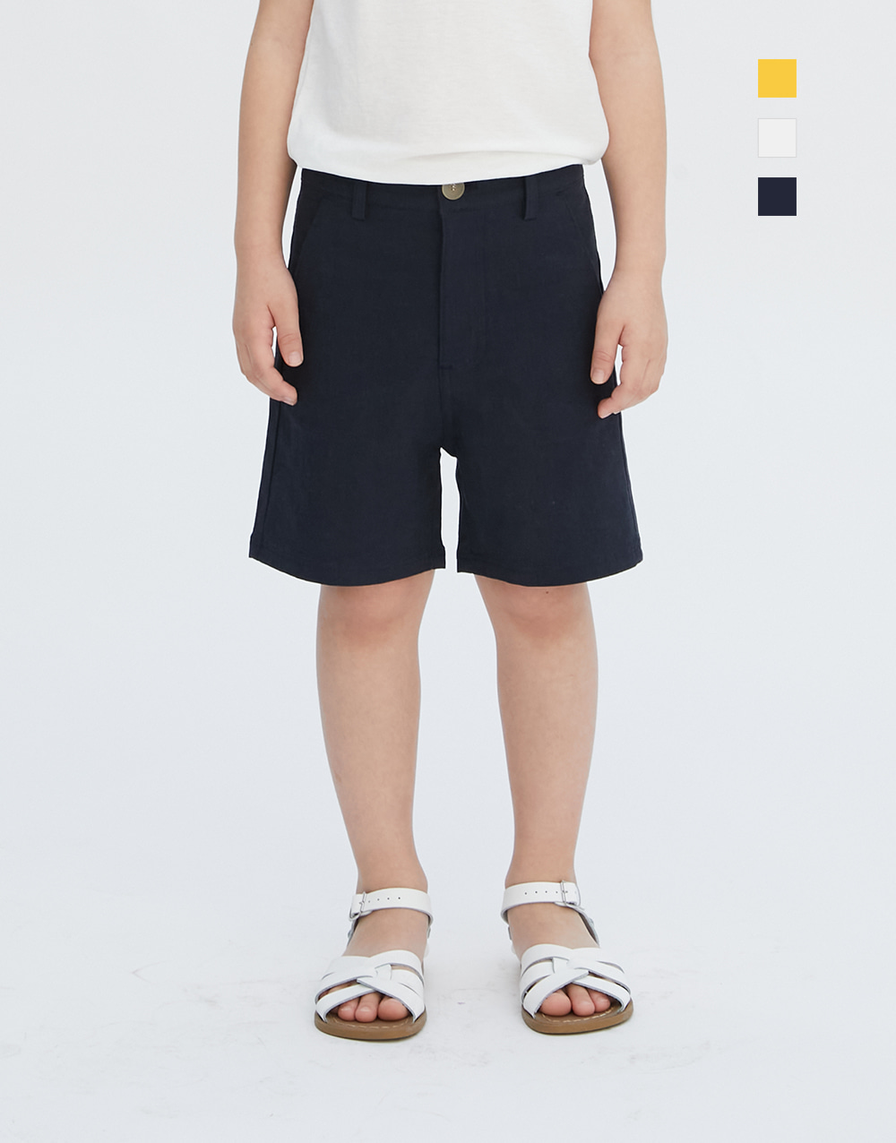 GBH APPAREL KIDS   MODERN SHORT  (3 COLORS)