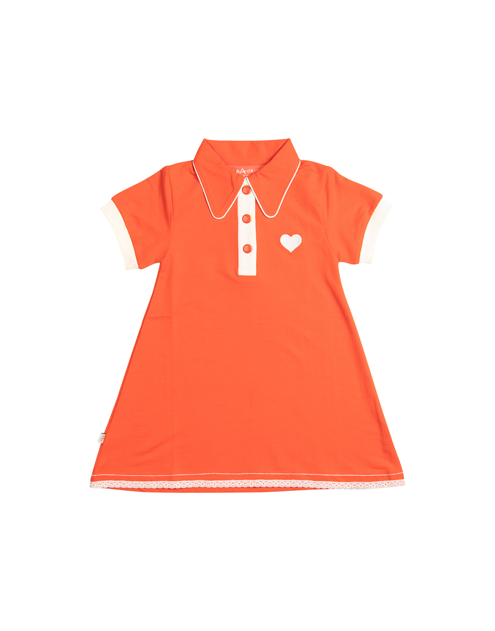ALBA ORIGINAL JULIE DRESS  Orange.com