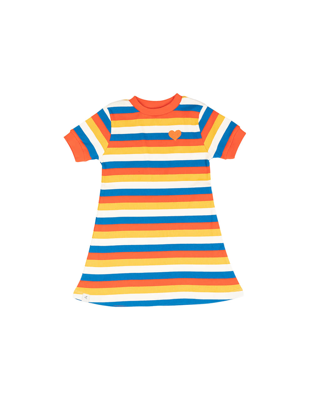 ALBA ORIGINAL VIDA DRESS    Bright Gold Rainbows