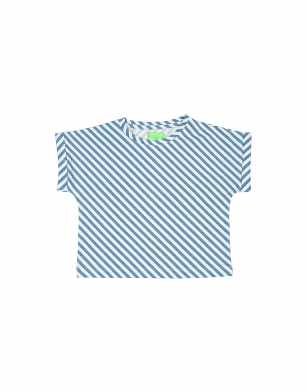LILY BALOU   Fenna T-shirt   Diagonal Stripes