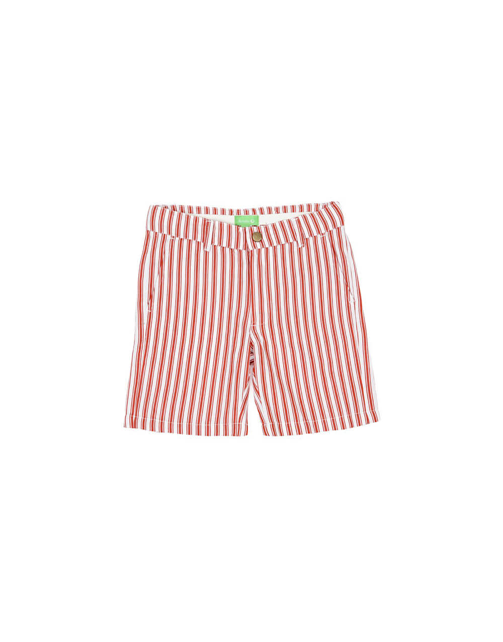 LILY BALOU  Astor Bermuda  Boat Stripe Strawberry