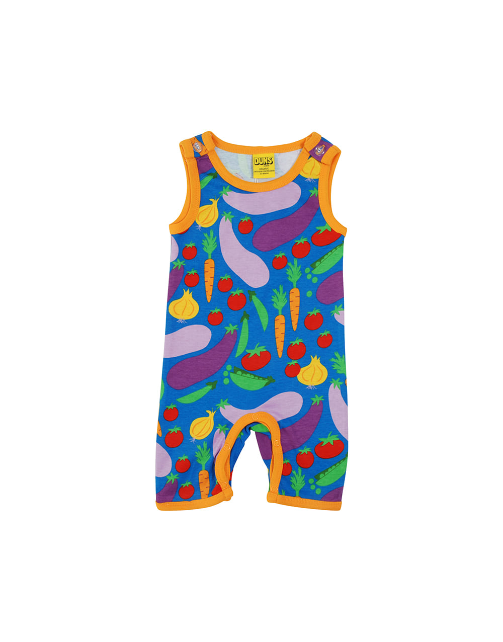 DUNS SWEDEN  Summer DUNGAREES   Cultivate Blue