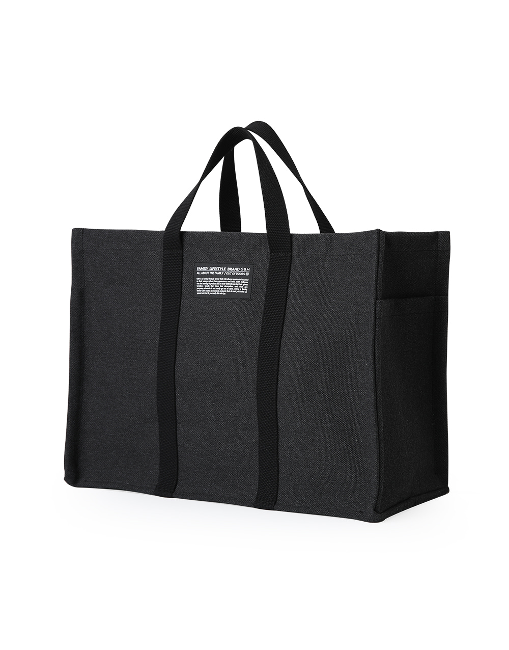 GBH HOME  PICNIC BAG  CHARCOAL