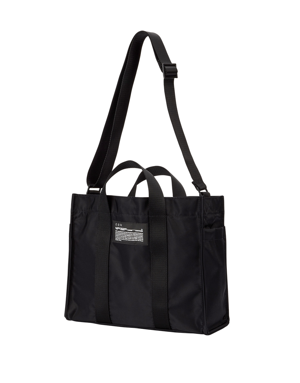 GBH HOME MULTI BAG BLACK