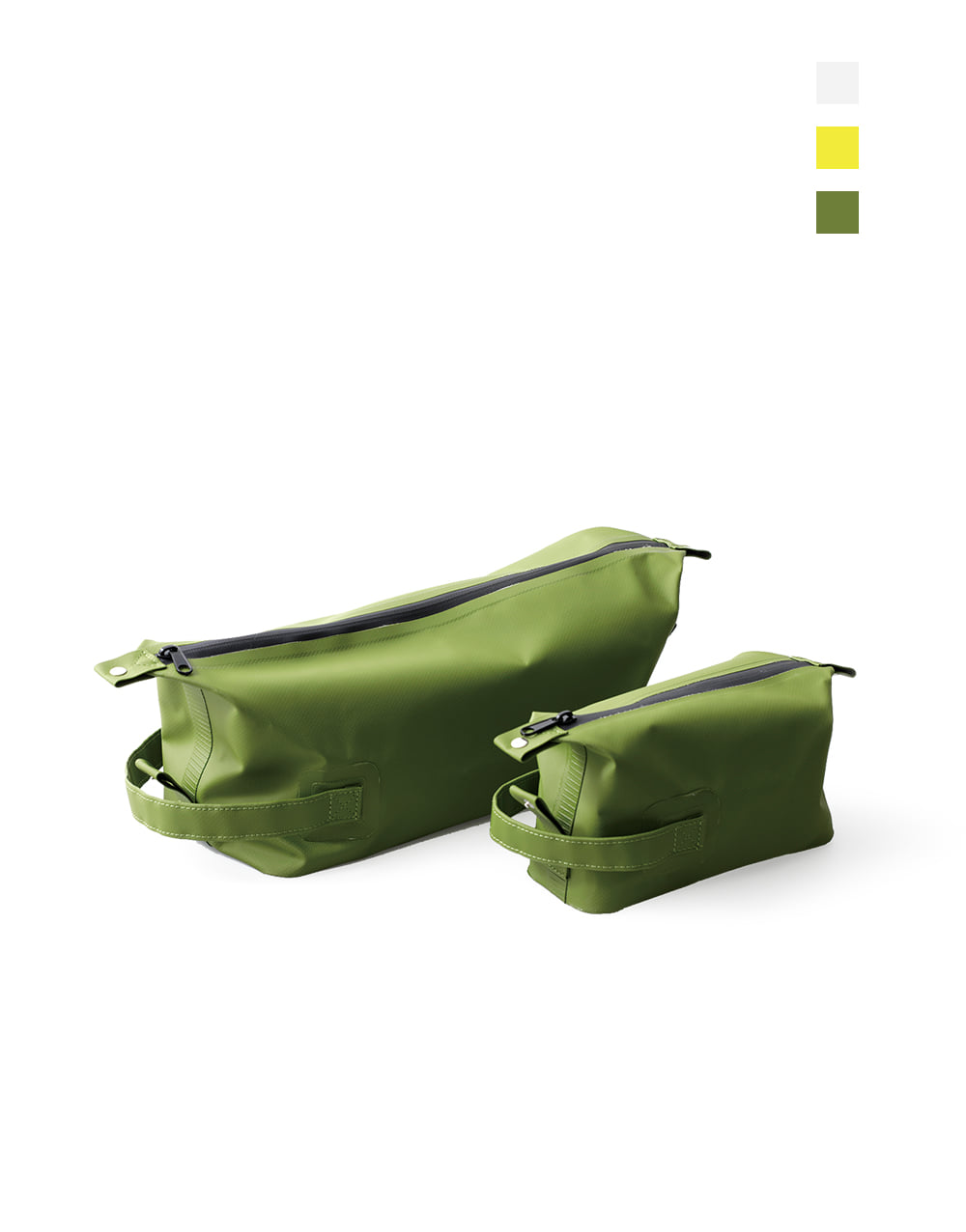 NAHE  DOPP KIT BAG  (3 COLORS, 2 SIZE)