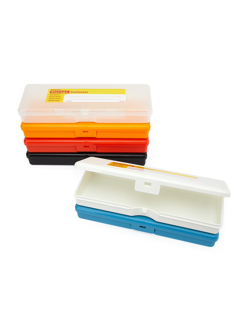 PENCO  STORAGE CONTAINER PEN CASE (6 color)