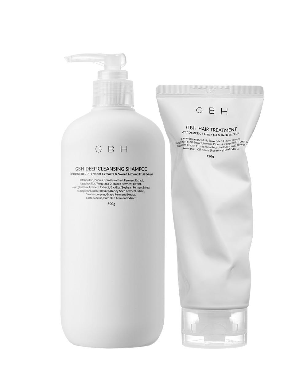GBH COSMETIC  DEEP CLEANSING SET  셋트 할인 10%