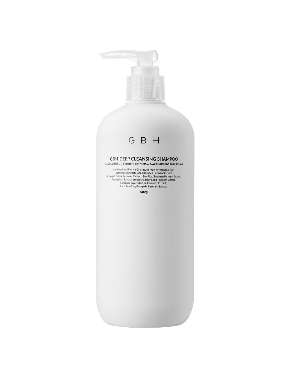 GBH COSMETIC  DEEP CLEANSING SHAMPOO